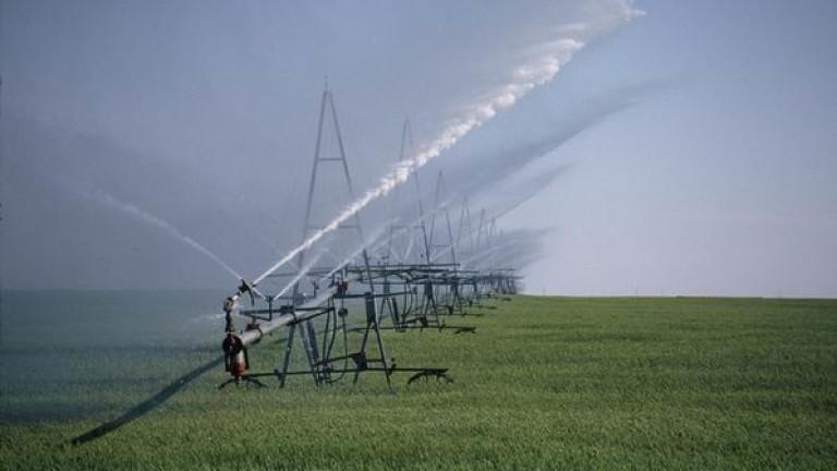 С 100 млн. лева модернизират напоителни съоръжения в страната