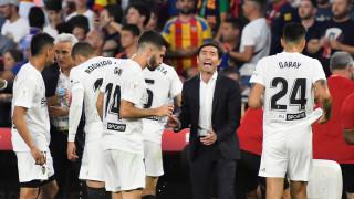 Бойкот във Валенсия! Футболистите искат бившия си треньор, бил уволнен заради... спечелването на Купата на Краля!