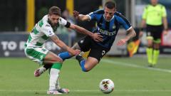 """Кошмарът на Интер срещу Сасуоло няма край, """"нерадзурите"""" вече са далеч от Скудетото"""