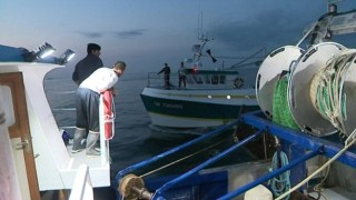 Ожесточени сблъсъци между френски и британски рибари в Ламанша