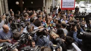 Бунт в Испанската социалистическа партия