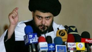 Муктада ас-Садр се появи в Дамаск