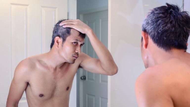 Защо косата ни побелява