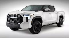 Пръв поглед към новата Toyota Tundra 2022