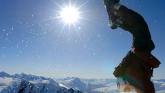 Сноубордисти лице в лице със смъртта