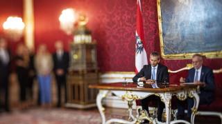 Курц се закани да си върне управлението на Австрия
