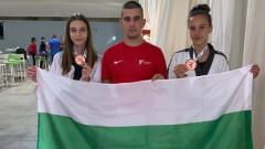Нови два медала за България на Европейското първенство по таекуондо