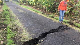 Вулканът на Хавайските острови май се готви за мощно изригване