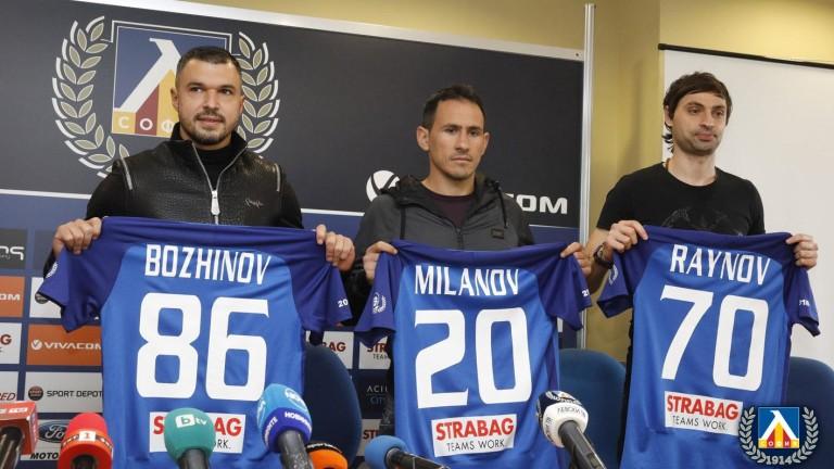 Божинов: Залагам си името и авторитета, че Живко Миланов няма как да е играл срещу Хубчев