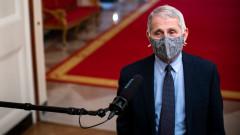 Фаучи: Децата на ваксинирани родители все още трябва да носят маски