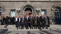 ЦИК регистрира ГЕРБ за евроизборите