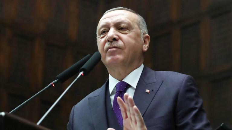Турция ще предприеме конкретни действия, за да гарантира, че силите