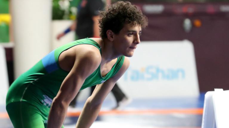Едмонд Назарян: Целя се в златен медал на Олимпиадата