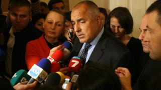 Борисов и ГЕРБ тръгват от Пловдив срещу кабинета