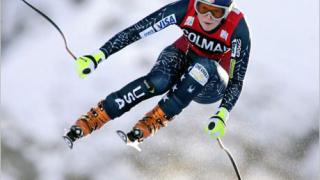 Линдзи Килдоу спечели спускането във Вал д`Изер