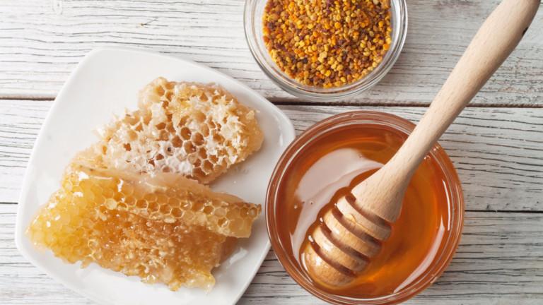 Пчелният прашец и пчелното млечице могат да станат запазена марка на България