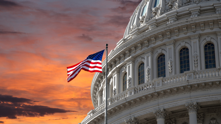 Бюджетният дефицит на САЩ е пети най-голям в историята на страната