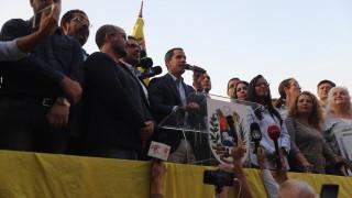 Гуайдо предупреди Мадуро да не се опитва да го отстрани от власт