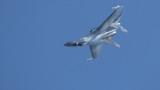 Два руски Су-35 притеснили американски разузнавателен самолет над Средиземно море