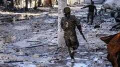 Няма пострадали при обстрела на хотела на журналисти в Алепо