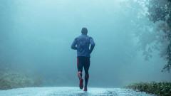 Томас Панек - слепият спринтьор, който изтича 5 км