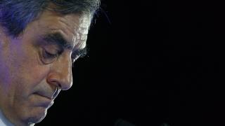 Саркози подкрепи Фийон за президент на Франция