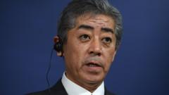 Япония се оплаква от южнокорейски разрушител, прихванал с радар техен самолет