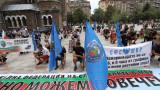 Полицаите продължават протестите - 15% не било адекватно увеличение на заплатите им