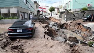 18 загинали и 19 ранени при земетресението в Япония