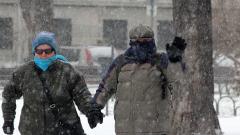 Студът е вреден за хората с болно сърце, предупреди кардиолог