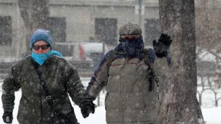 Задават се сняг и сибирски студ