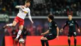Ливърпул вади 50 млн. евро за нападател на РБ (Лайпциг)