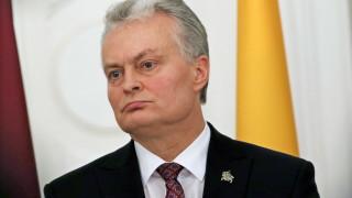 Президентът на Литва разказа за помощта на САЩ и НАТО в борбата срещу Русия