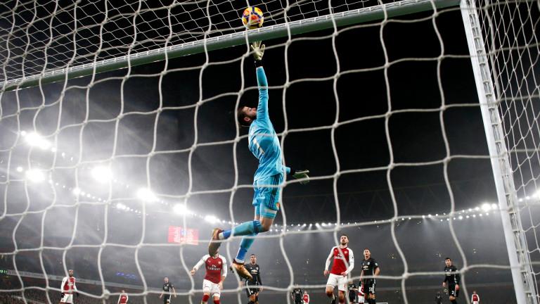 Давид де Хеа изравни исторически рекорд след феноменалното си представяне срещу Арсенал