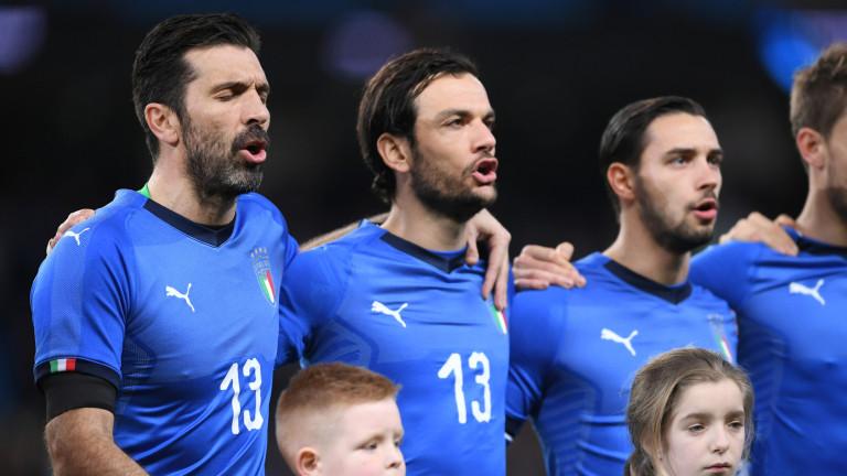 Легендарният Джанлуиджи Буфон отказа поканата на Италианската футболна федерация да