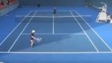 Псевдотенисистът Артьом Бахмет участва в професионален турнир в Доха