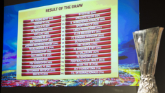 Интересни сблъсъци на 1/16-финалите в Лига Европа