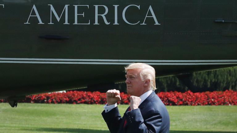 Куршумът на Тръмп и трите заека