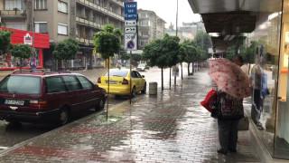 Районът в Сливенско вече е обезопасен след ураганния вятър