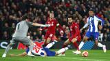 Порто - Ливърпул 1:4, Ван Дайк се отчете с гол с глава
