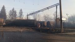 Петима загинали и над 30 ранени при взрив на цистерни в село Хитрино