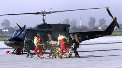 32-ма ранени при пожар в мигрантски център в Босна
