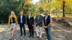 """Западен парк е вторият """"Граф Игнатиев"""" в управлението на София"""