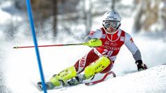 Алберт Попов заема 18- място след първия манш във Венген