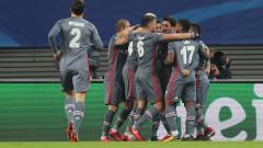 Бешикташ продължава с рекордите в Шампионската лига