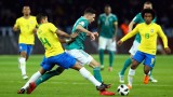 Германия - Бразилия 0:1, гол на Жезус!