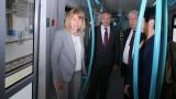Столичани пестят 35 хил. часа на ден с новия лъч на метрото