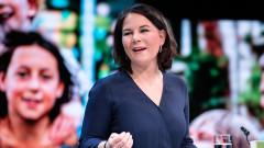 Аналена Бербок е кандидатът на Зелените за канцлер на Германия