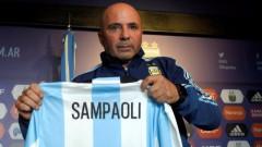 Сампаоли: Отборът на Аржентина е повече на Меси, отколкото мой