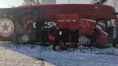 ЦСКА замина за Румъния